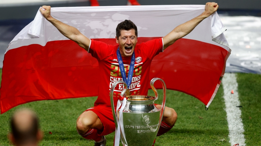 Lewandowski lands UEFA award: What made his season so special?
