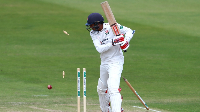 Former England batsman Hameed to be released by Lancashire