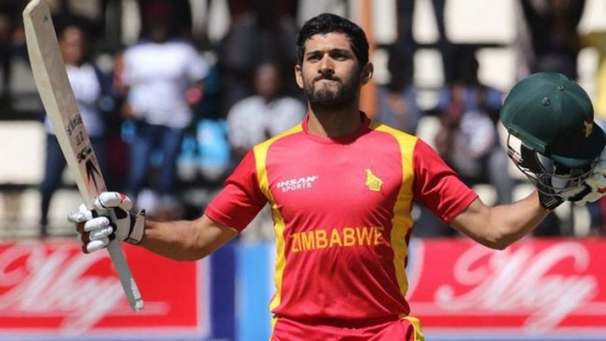 Being first Zimbabwe player in the CPL excites Raza