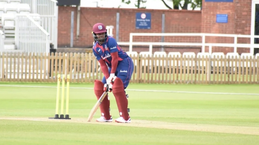 Lee-Ann Kirby smashes quick-fire 85 as Team Dottin wins second practice match