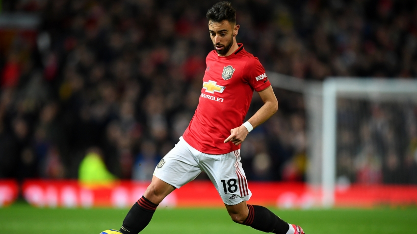 Dalot: It's like Bruno Fernandes has been at Man Utd for two years already