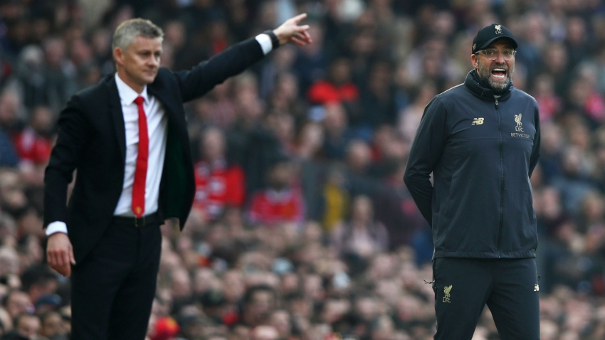 He doesn't need it! - Klopp laughs off question about giving Solskjaer advice