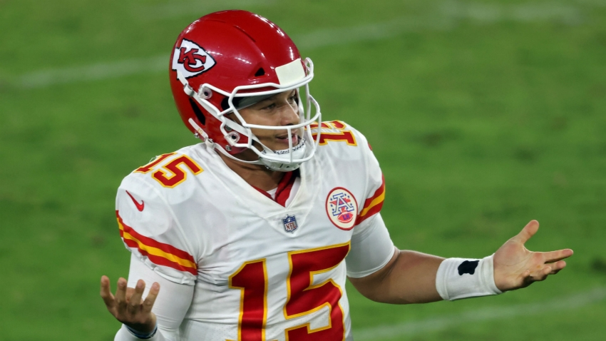Mahomes says celebration was not a reference to No. 4 NFL ranking