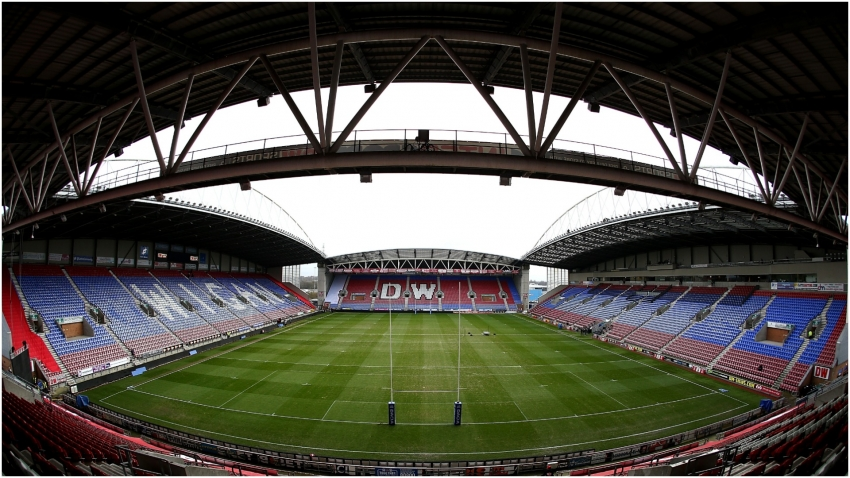 Wigan Warriors reveal interest in buying Wigan Athletic