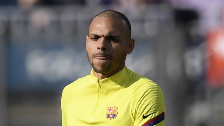 Braithwaite's joy at 'amazing' first Barca goal