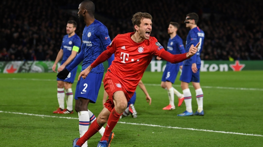 Everyone is invited! - Bayern afraid of nobody in Champions League, says Muller
