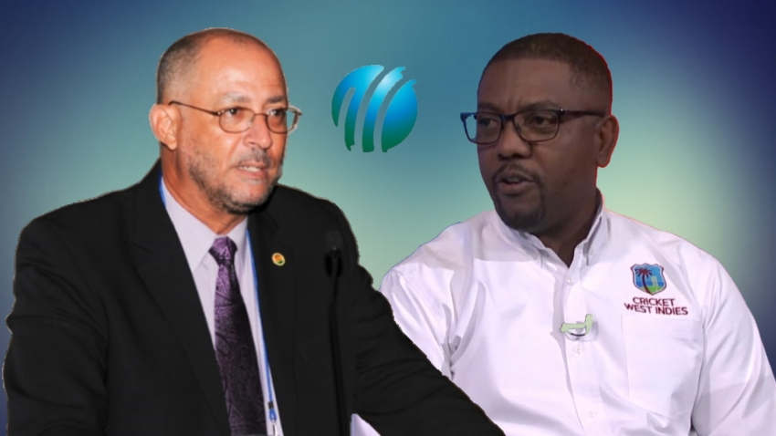 'Nowhere did the letter ask for anything' - Skerritt yet to put support behind any candidate for ICC chairman