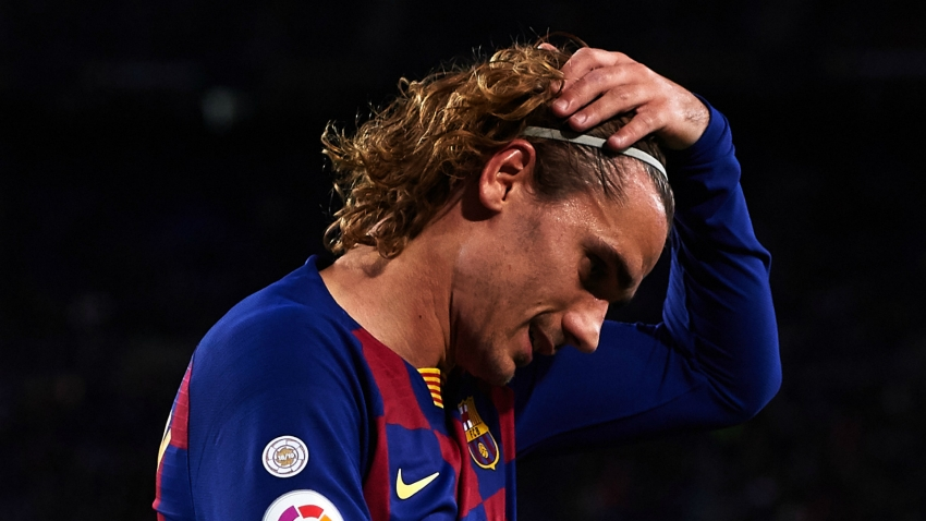 Atletico coach Simeone speechless after Griezmann's brief cameo for Barca