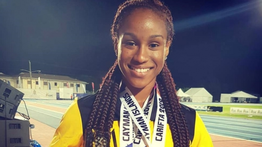 Briana Williams cops back-to-back Austin Sealy Awards