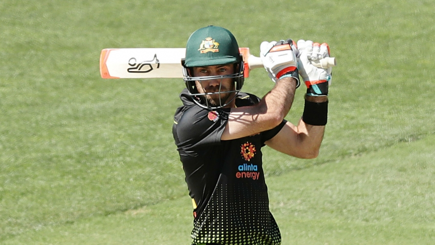 Kohli: 'Remarkable' Maxwell has set the right example