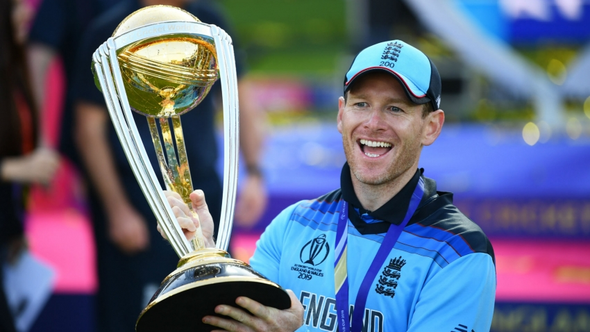 Morgan failing to make sense of England's 'crazy' World Cup triumph