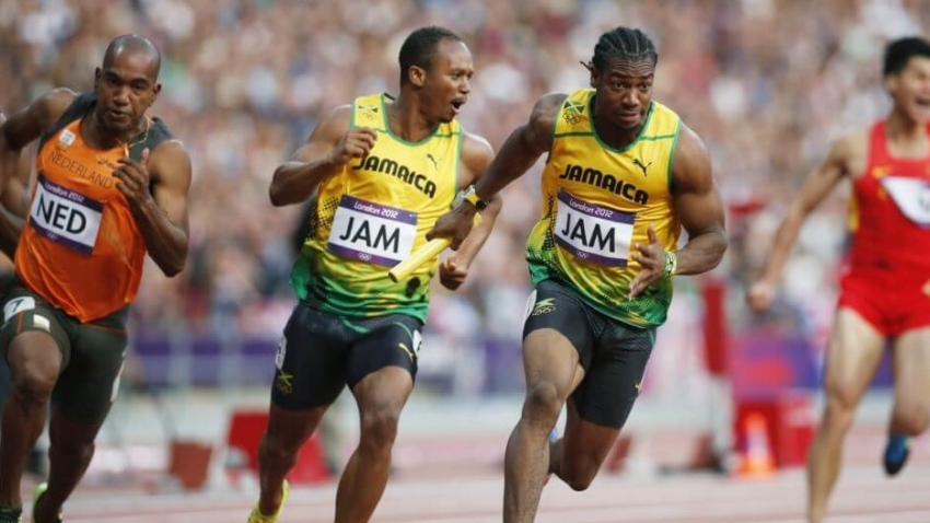 Is Jamaica losing it's mojo in world sprinting?