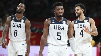 FIBA World Cup holders United States stunned by France in quarter-final upset
