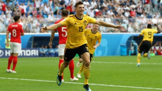 Belgium 2 England 0: Meunier, Hazard make history for Martinez's entertainers
