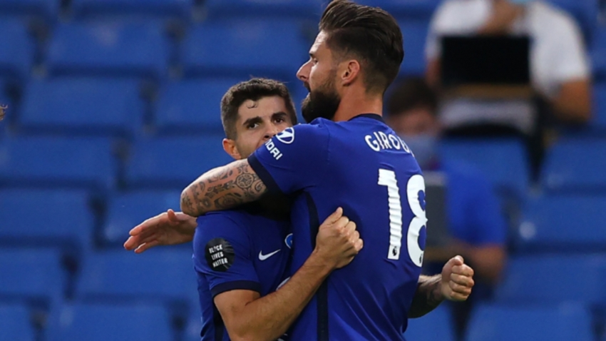 Lampard pays tribute to match-winner Giroud