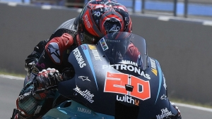 MotoGP 2020: Dominant Quartararo doubles up in Jerez