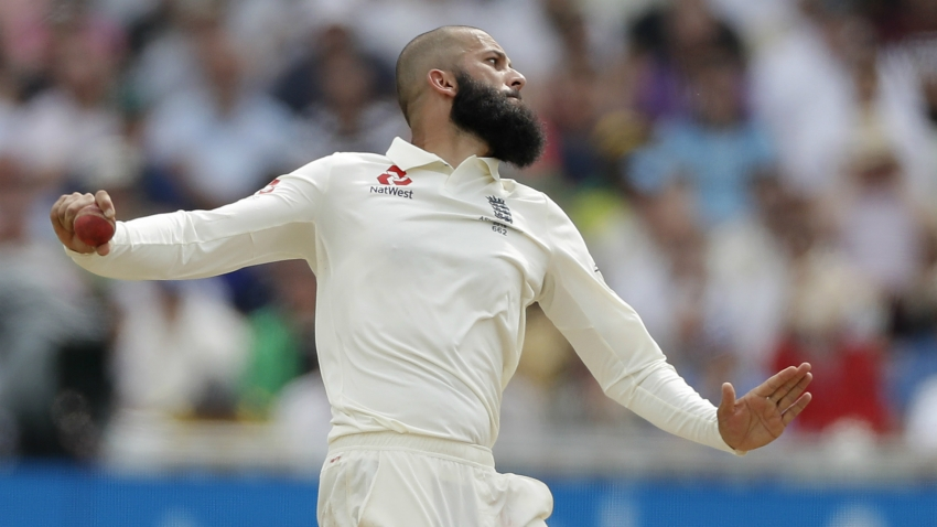 Moeen says England Test critics found it 'easy to point the finger at me'