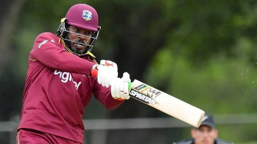 Hopes hails return of 'important' Gayle for England ODI