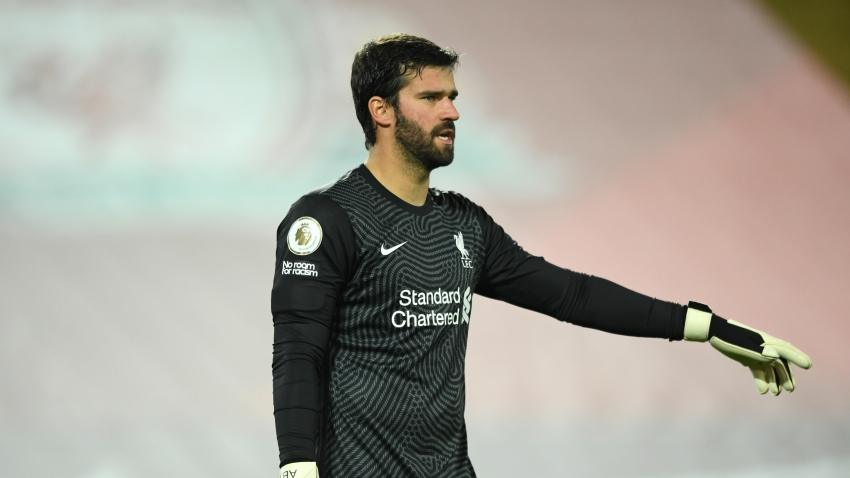 Alisson, Fabinho back in contention for Liverpool with Jota not far behind despite illness