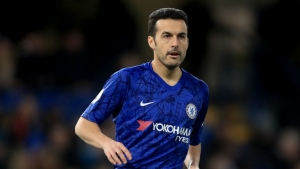 Lampard has no plans to let Pedro leave Chelsea