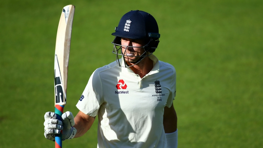 Ashes 2019: Denly denied maiden Test hundred as England take game away from Australia