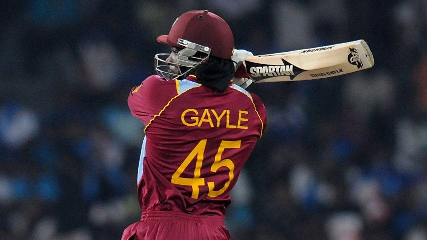 Time right for Gayle to walk away insists Roberts