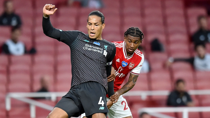 Van Dijk: Sloppy Liverpool 'got what they deserved' in Arsenal loss