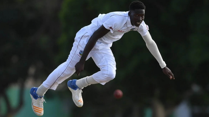Holder takes two as Windies restrict New Zealand A