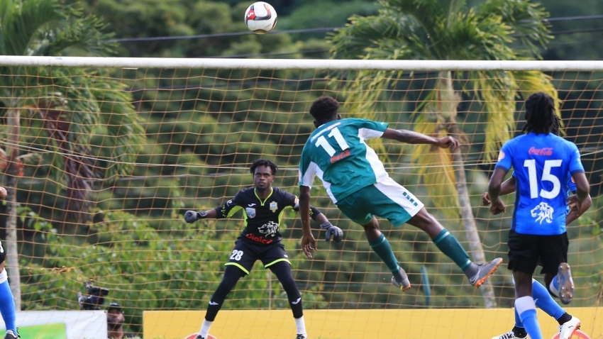 Naparima College take SSFL title on final day