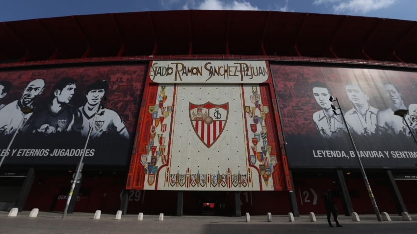 Coronavirus: LaLiga chief Tebas wants to resume season with Seville derby on June 11