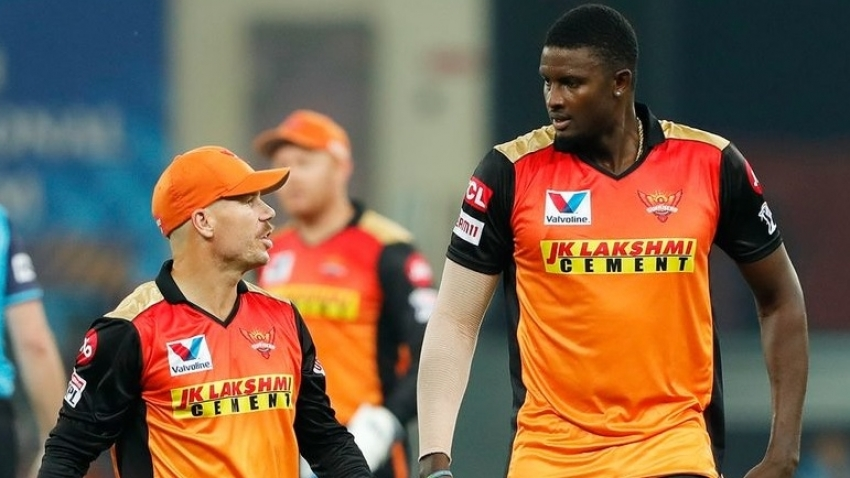SRH captain heaps praise on Holder following emphatic win