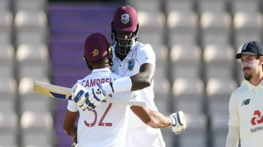 Win over England gives Windies first points on Test Championships table
