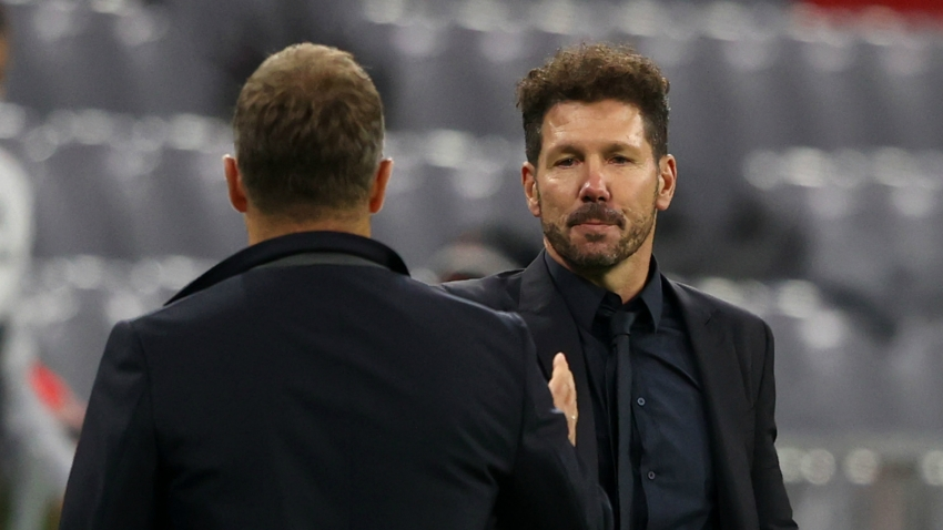 Simeone left with 'bad taste' after Bayern thrash Atletico