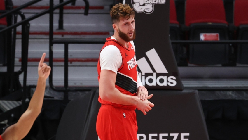 Trail Blazers' Nurkic sidelined for at least six weeks after surgery