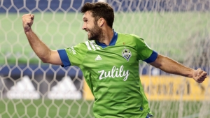Seattle Sounders 1-1 Portland Timbers: Bruins' 93rd-minute equaliser rescues point for MLS champs