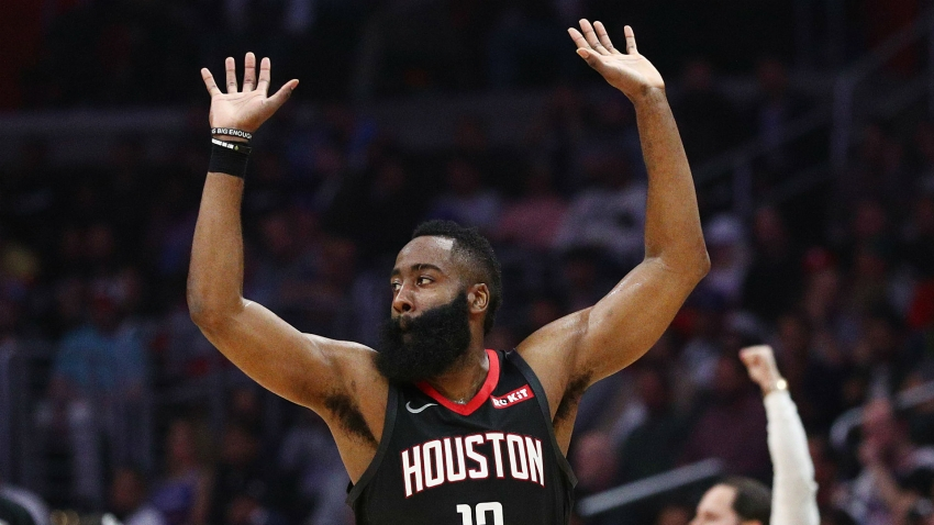Rockets star Harden joins Houston Dynamo ownership group