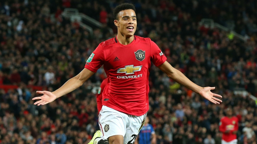 No fear of burnout with Greenwood – Solskjaer
