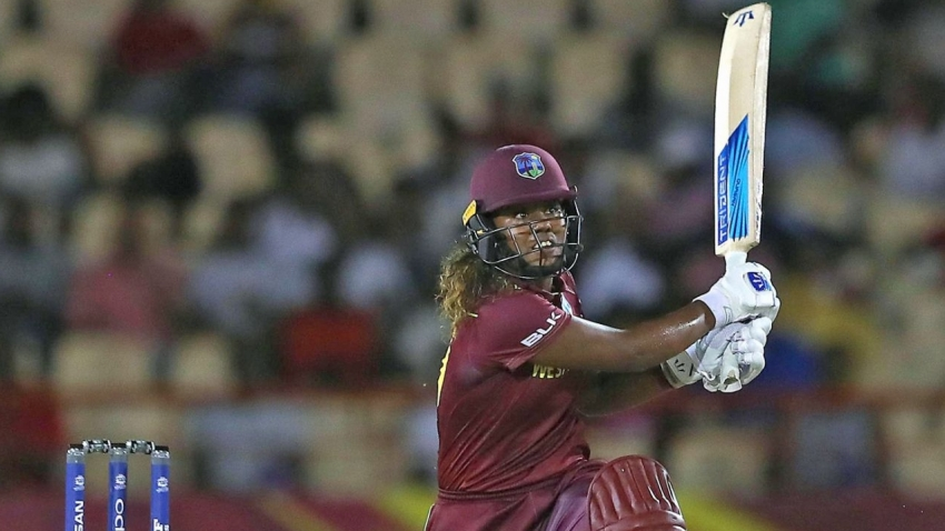 Windies Women lose fourth straight T20I to India Women