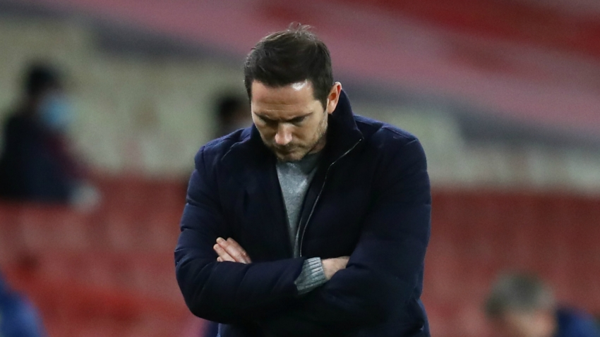 Lampard sacked as Chelsea head coach