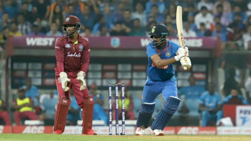 Top order delivers as India cruise to T20 series win