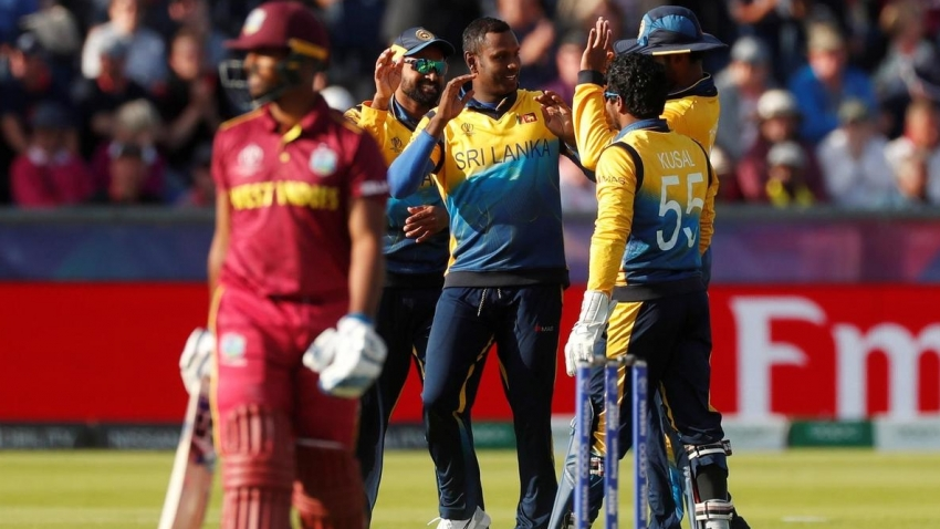 Windies to tackle Sri Lanka in first away series