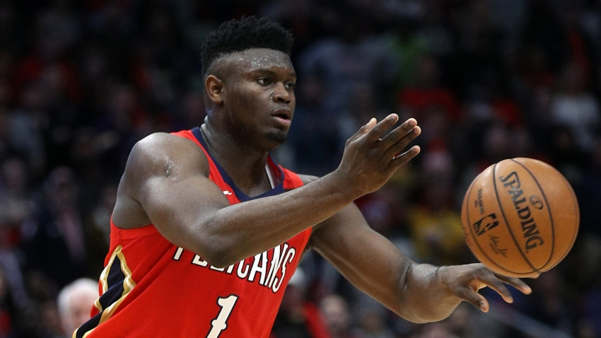 Zion Williamson backed to continue shining after dazzling NBA debut