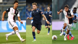 Ronaldo, Dybala, Immobile trident leads Opta's Serie A 'Team of the Season'