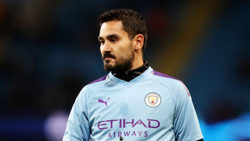 Gundogan: Manchester City cannot deny title race is over