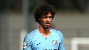 Manchester City youngster Sandler joins Kompany at Anderlecht
