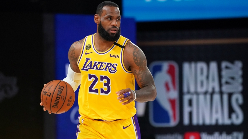 NBA Finals: LeBron James and Lakers not satisfied after humbling Heat