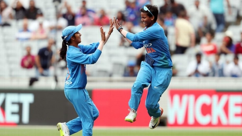 West Indies women destroyed, India claim T20I series
