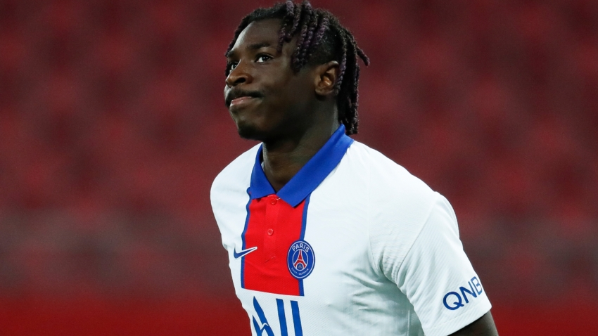 PSG striker Kean tests positive for coronavirus