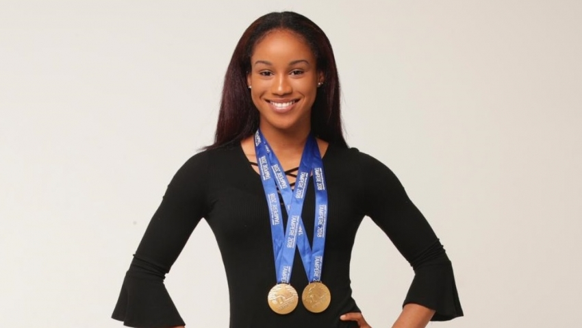 With Pan Am U20 gold and silver, Briana Williams calls time on junior career