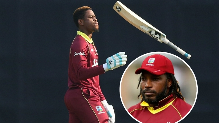 'We need him' - Windies star Gayle hopes to offer some advice to 'talented' Hetmyer after failed fitness test